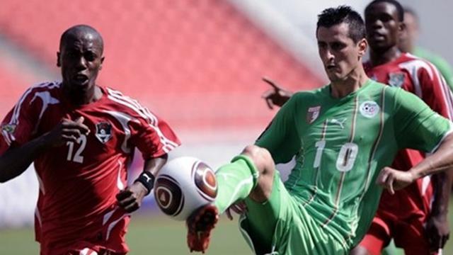 L'Algérie tombe de haut
