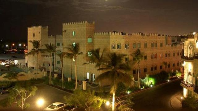 Bienvenue à Oman