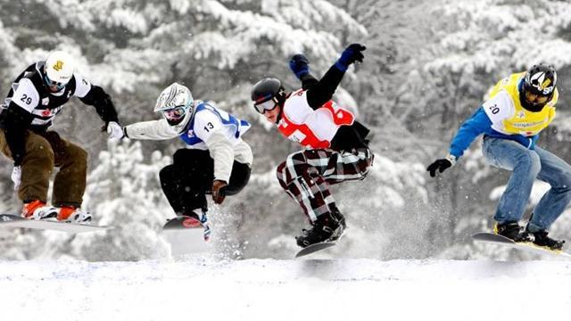 L'ABC du snowboard