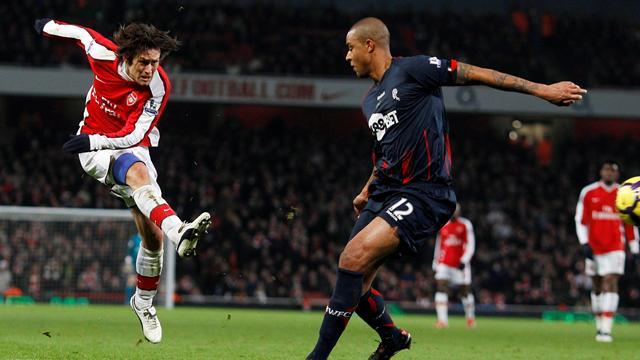 Arsenal prend le fauteuil
