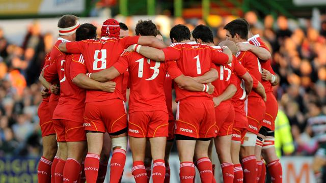 Round-up: Munster extend lead