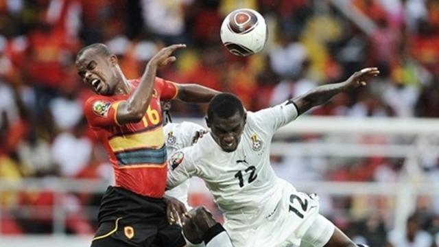 Le Ghana éteint l'Angola