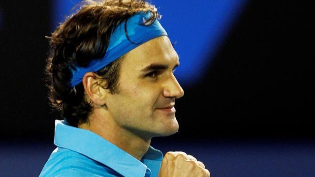 Federer assomme Tsonga