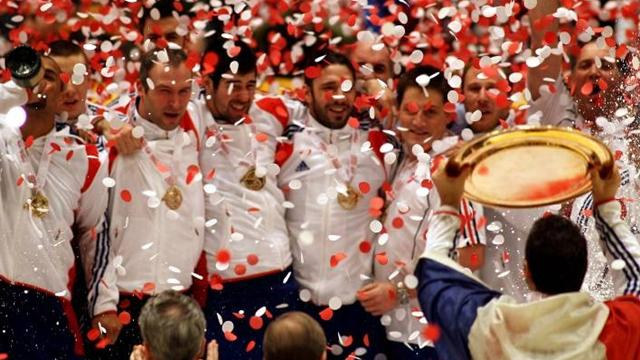 Франция - чемпион Европы-2010
