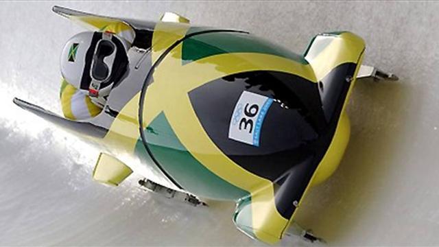 ¡Histórico! Jamaica clasifica a su equipo de bobsleigh para PyeonChang 2018