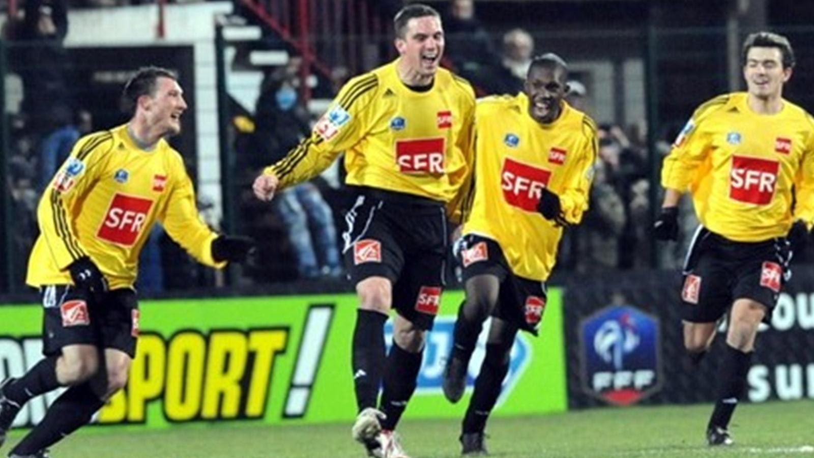 Quevilly tire le psg coupe de france 2009 2010 - Resultat foot feminin coupe de france ...