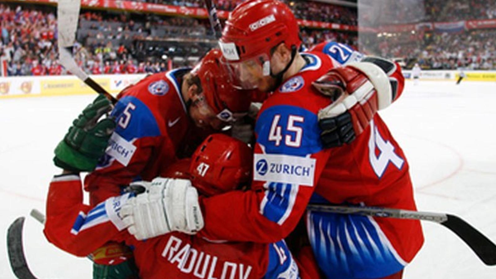 Чемпионат мира по хоккею 2009 финал россия канада 22 фотография
