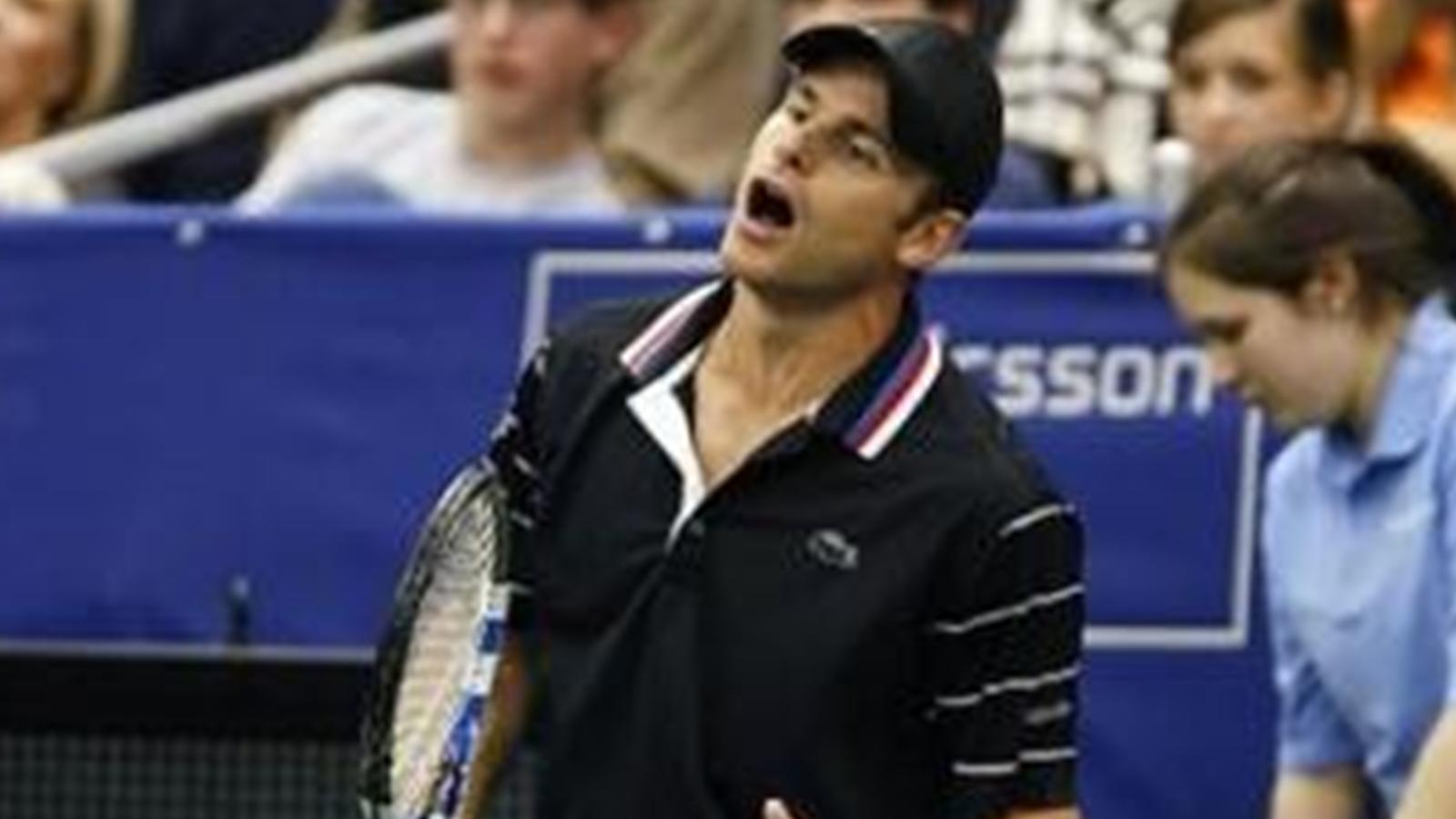 All is andy roddick a virgin thanks for