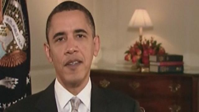 """Obama : """"Une mauvaise décision"""""""