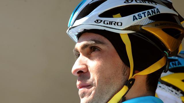 Contador, sale journée