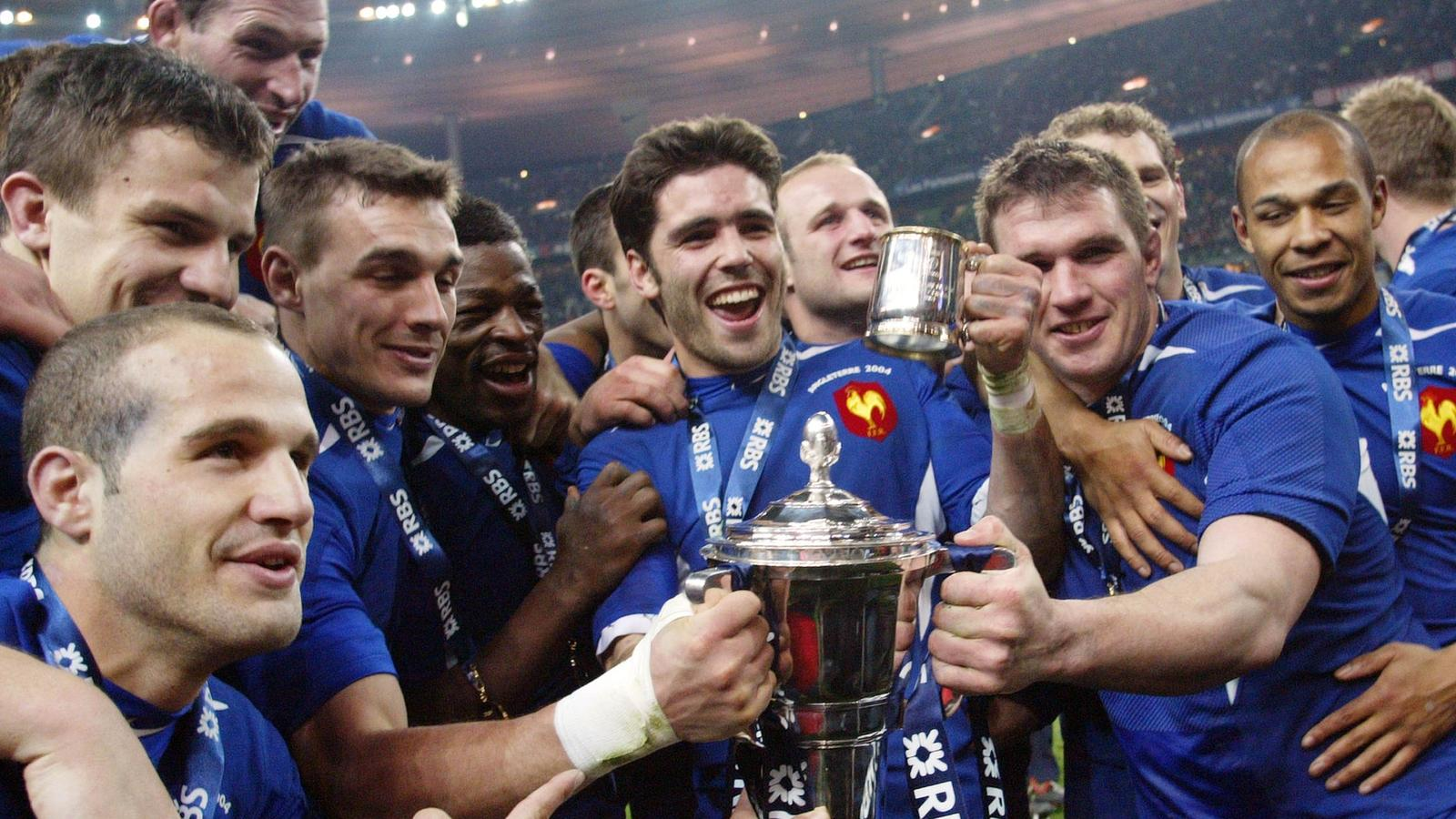 Histoires de grand chelem 6 nations 2010 rugby rugbyrama - Rugby coupe des 6 nations ...