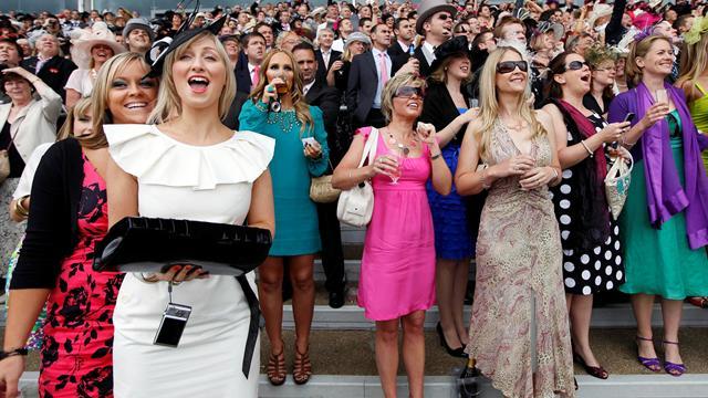 Ascot Clarifies Dress Code Horse Racing Eurosport Asia