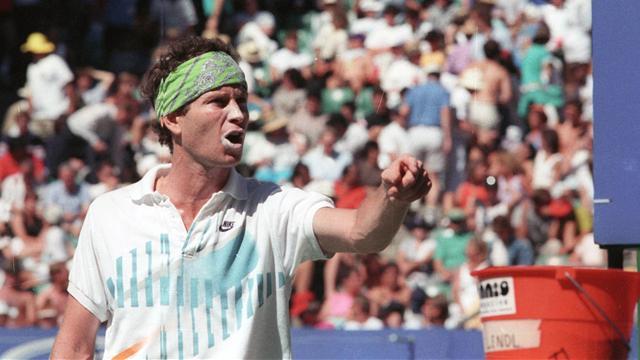 """""""Best of"""" der Tennis-Disqualifikationen: Tritte, Pöbeleien, Volltreffer"""