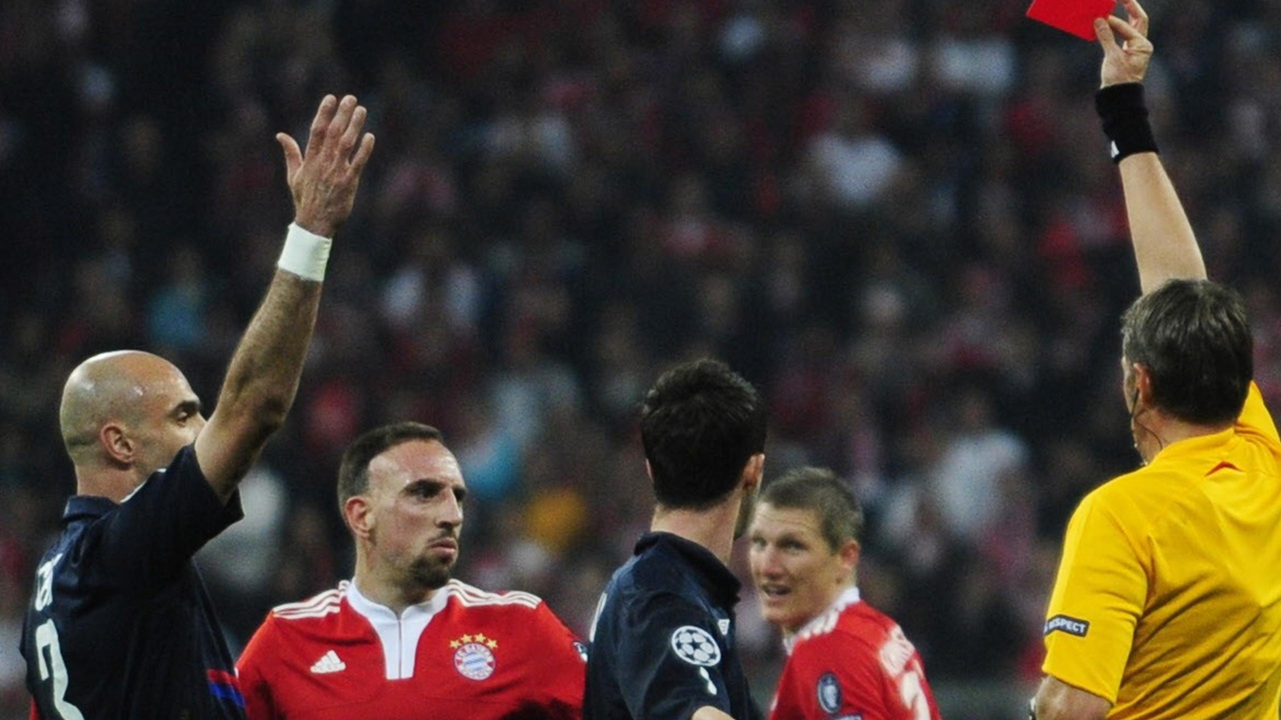 Смотреть онлайн прямой эфир футбол интер бавария 2010 финал