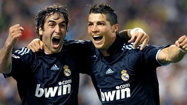 Raúl apuesta por Cristiano para el Balón de Oro