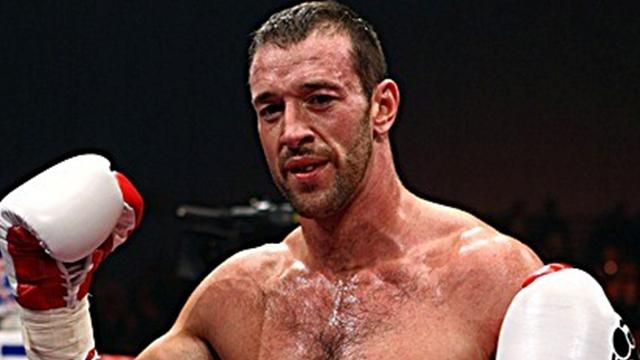 Brit boxer Maccarinelli banned for doping