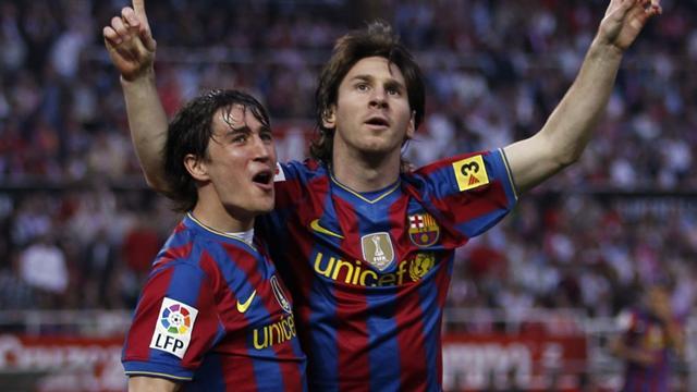 Barcelone touche au but