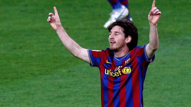 Messi wins Golden Shoe