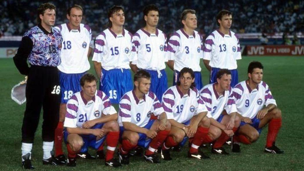состав по сборной по чемпионат мира 1994 футболу россии