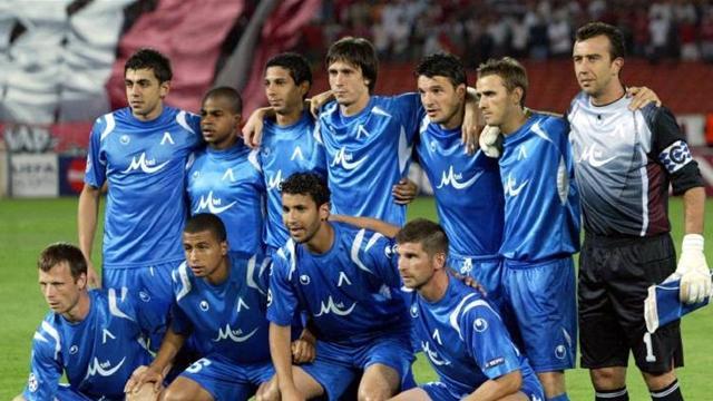 Levski Sofia fined over crowd trouble