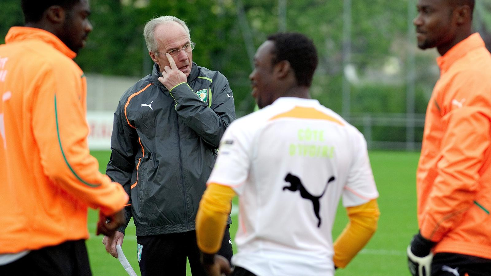 Six r ves d 39 afrique 1 coupe du monde 2010 football - Qualification coupe de monde afrique ...