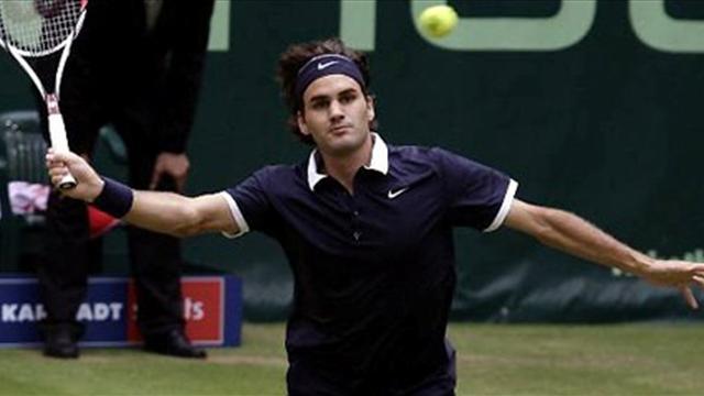 Federer en douceur