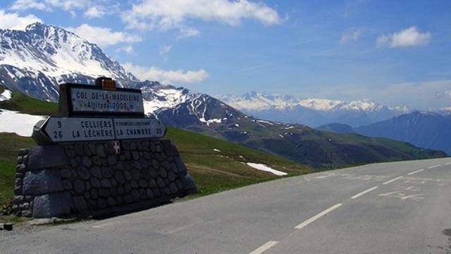 Les Alpes en douceur?
