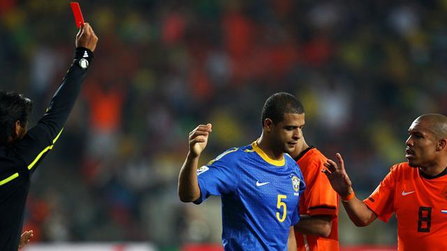 فيليبي ميلو أمام هولندا