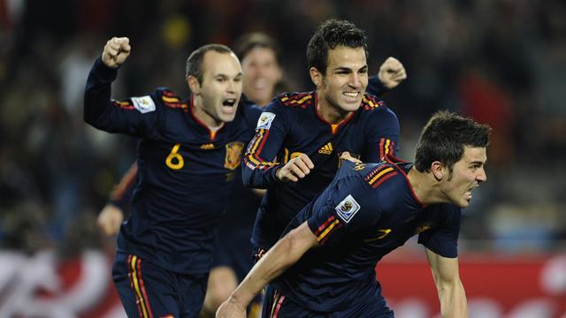 L'Espagne enfin au rendez-vous