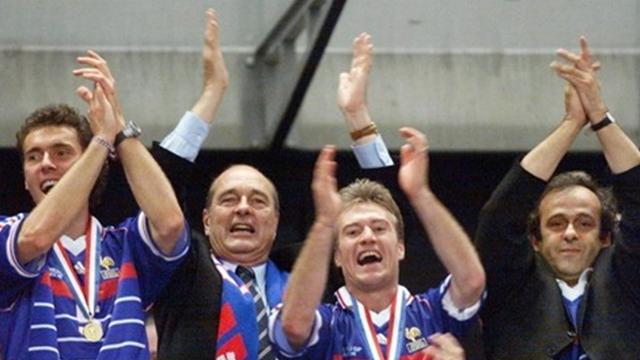 Chirac et le sport, une histoire d'amour