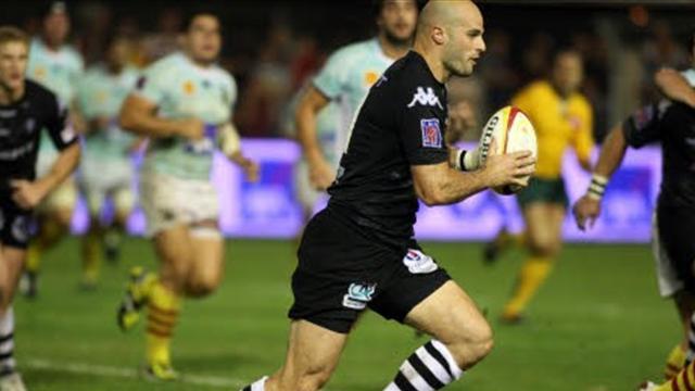 "Bianco: ""Rester dans le rugby pro"""