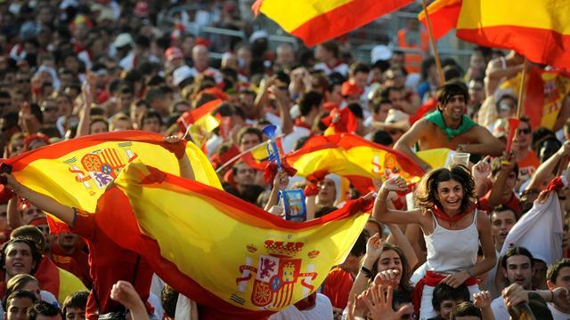 Испания сместила Бразилию