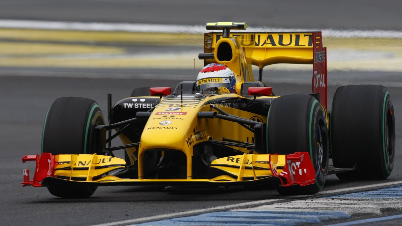 Renault se plaint grand prix de hongrie 2010 formule 1 eurosport - Formule vitesse de coupe ...