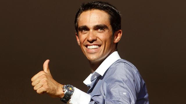 Contador joins Saxo Bank-SunGuard