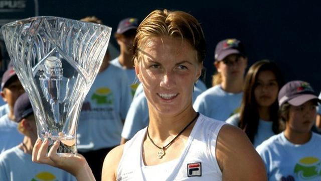 Kuznetsova a été patiente