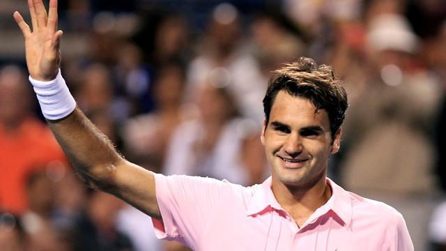Federer verni, Murray fade