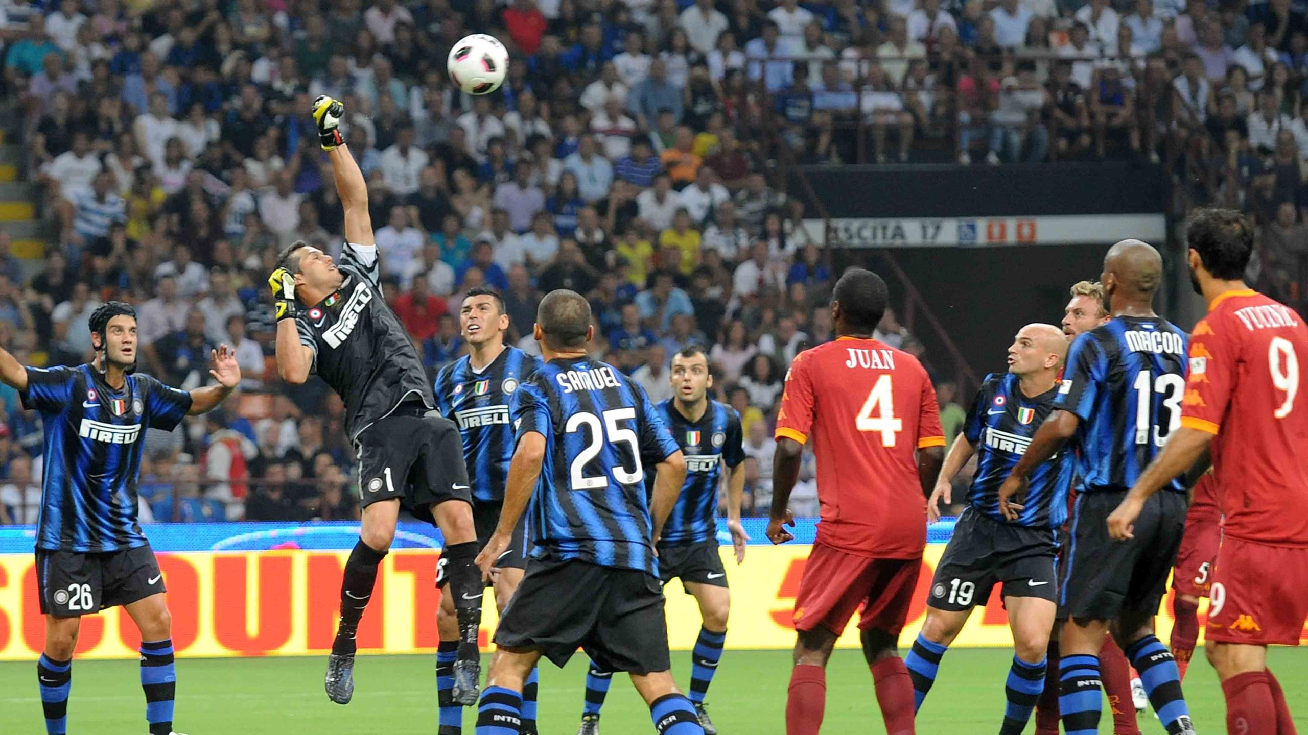 Чемпионат италии по футболу 2010 интер- милан