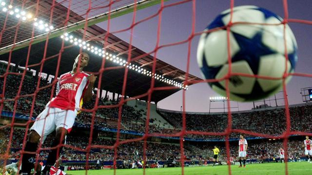 Sevilla, Sampdoria crash out
