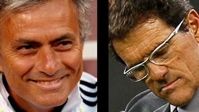 Russia chief prefers Mourinho to Capello