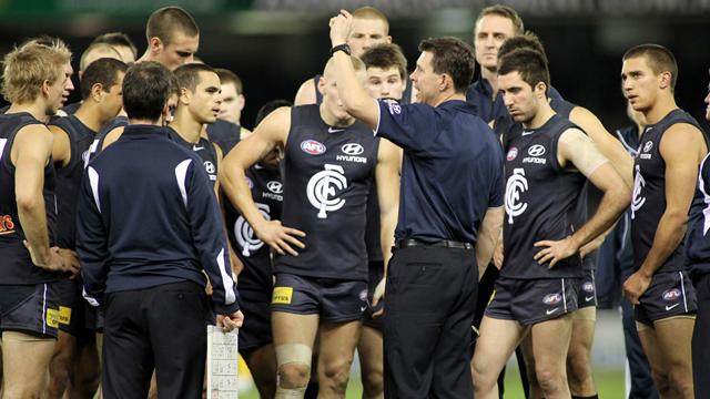 Blues hit hard by injuries