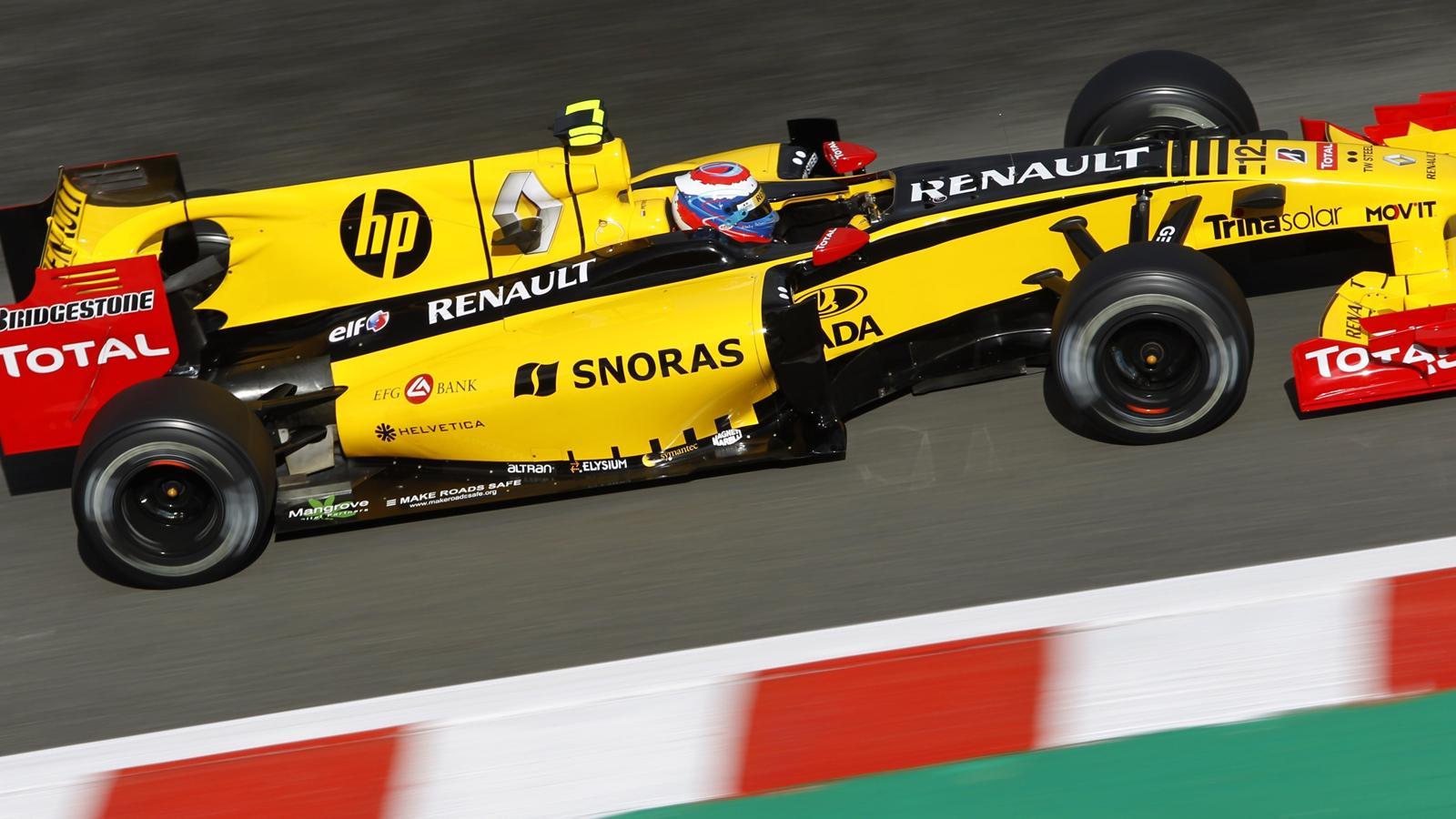 Ce n 39 est pas gagn grand prix de belgique 2010 formule 1 eurosport - Formule vitesse de coupe ...