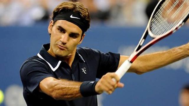 Federer, le calme dans la tempête