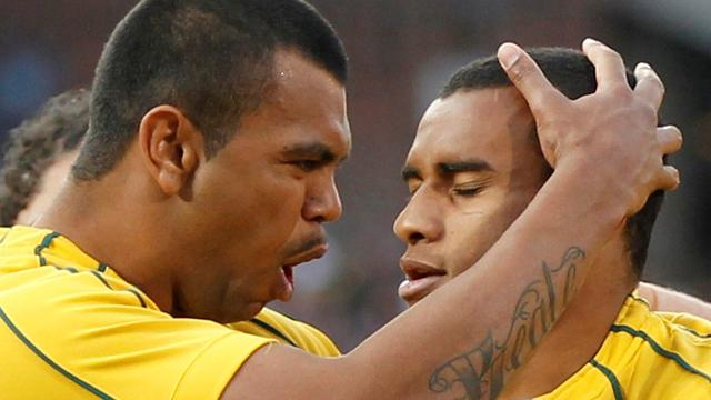Australia beat All Blacks to title