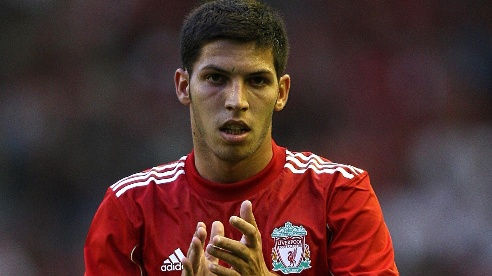 Pacheco swaps liverpool for spanish second division liga - Spanish second division league table ...