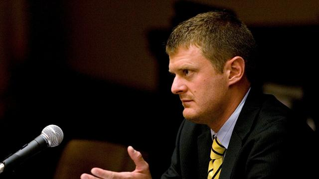 Eighteen months recommended for Landis