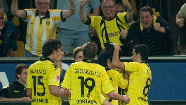 Round-up: Dortmund go second
