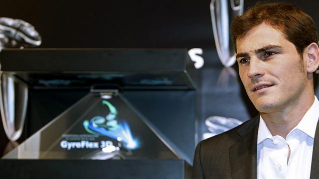 CR7 : Casillas rattrape le coup