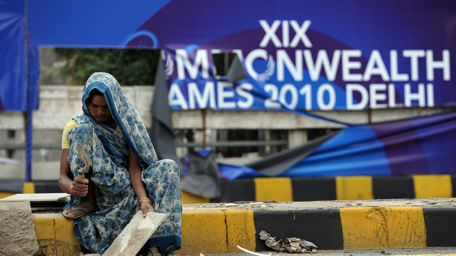 common wealth games in india