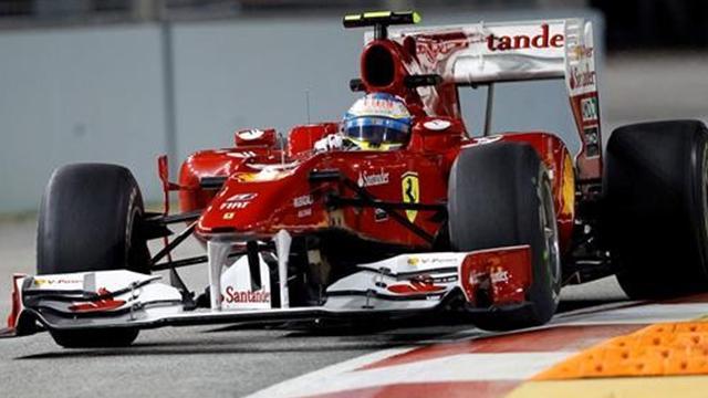 Alonso'dan üst üste ikinci zafer