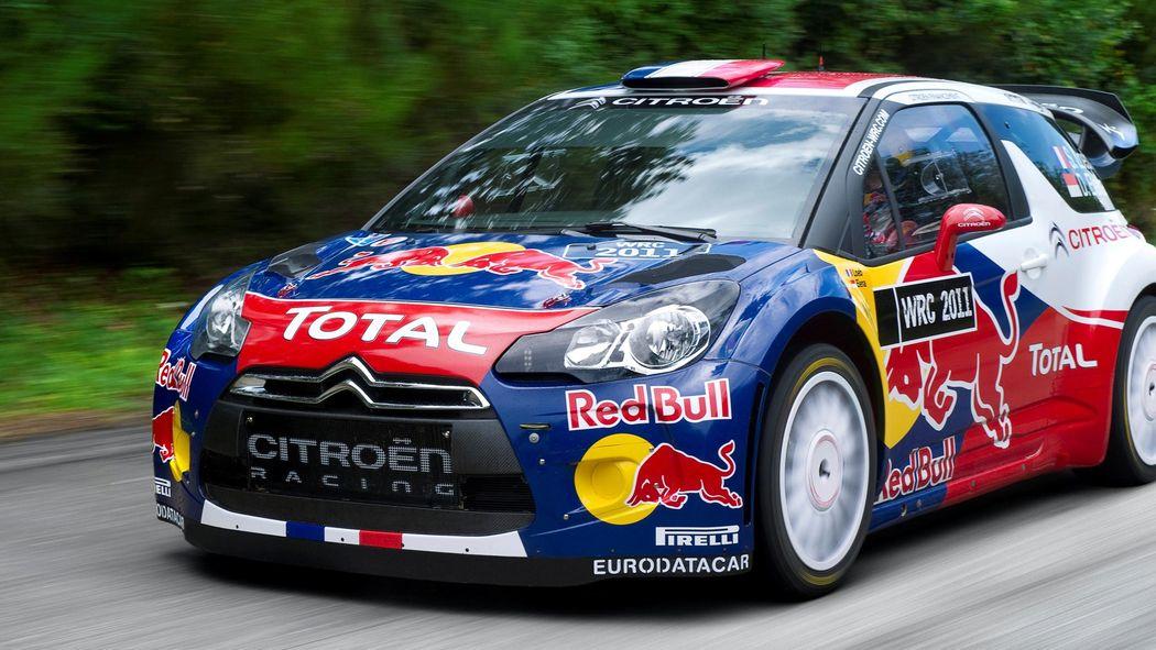 Citroen Devoile Sa Ds3 Wrc Saison 2011 Wrc Eurosport